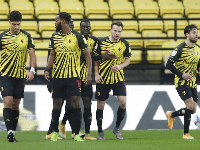 Result: Tom Cleverley scores bizarre goal as Watford ease past Huddersfield