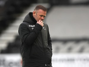 "Wayne Rooney admits Derby were ""outfought"" in Rotherham defeat"