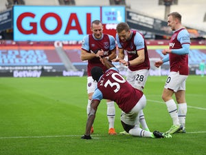 Michail Antonio strikes early to propel West Ham past Burnley