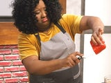 Ariel Robinson on Worst Cooks In America