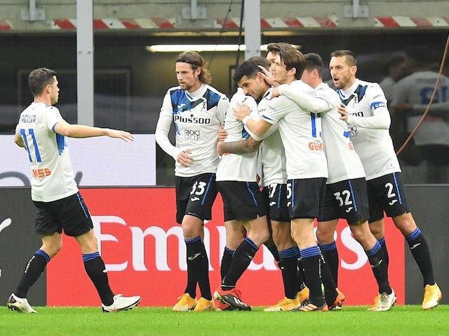 Preview: Sassuolo vs. Atalanta BC - prediction, team news, lineups