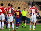 Lionel Messi facing 12-match ban for striking opponent?