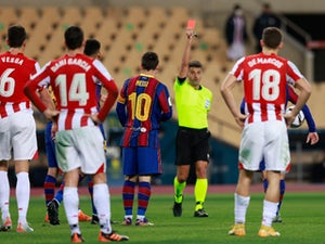 Lionel Messi facing 12-match ban?