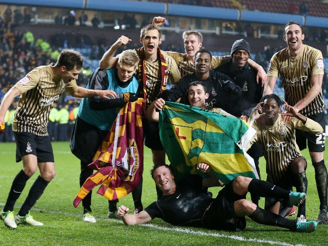 On This Day: Bradford advance to League Cup final