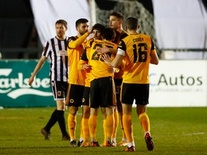 Chorley's FA Cup journey ends as Vitinha sends Wolves through