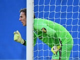 Brighton & Hove Albion goalkeeper Christian Walton pictured on January 23, 2021