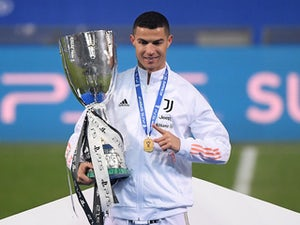 Thursday's sporting social: Ronaldo celebrates winning fourth Juventus trophy