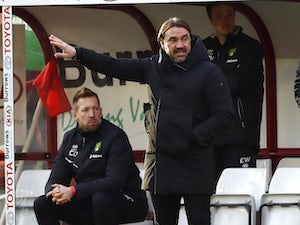 Daniel Farke reluctant to criticise Norwich after Barnsley defeat