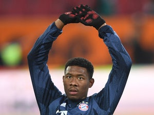 Klopp 'asks board not to dismiss Alaba opportunity'