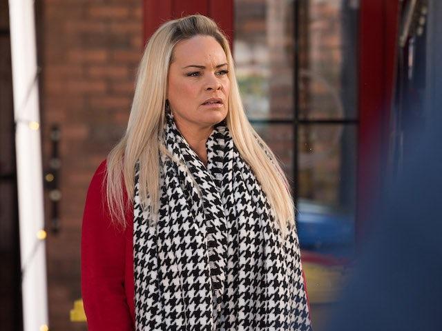 Grace on Hollyoaks on February 1, 2021
