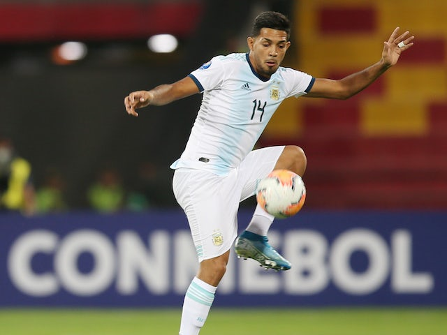 Report: Man Utd want Argentina international Medina