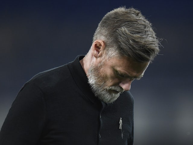 Graham Alexander, now in charge of Motherwell, pictured in September 2020