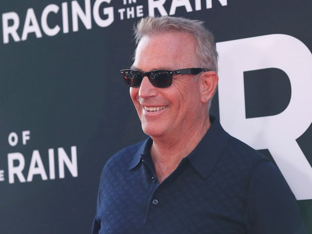 Kevin Costner pictured in August 2019