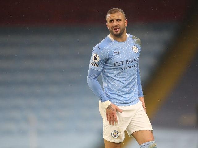 Kyle Walker lavishes praise on maturing Manchester City