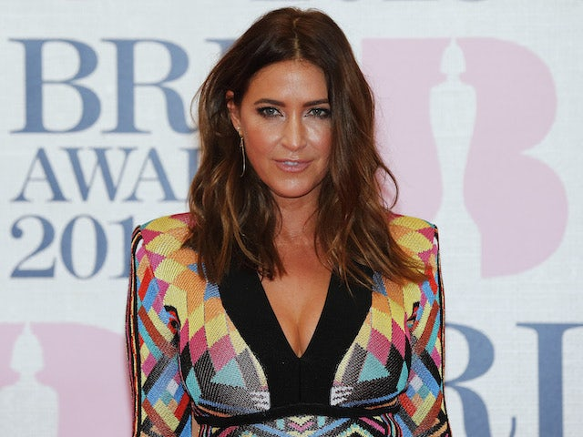 Lisa Snowdon pictured in February 2015