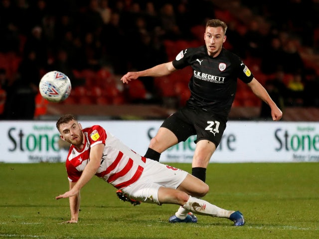 Mike Bahre leaves Barnsley by mutual consent