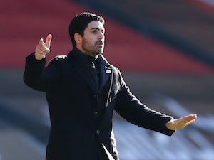 Mikel Arteta hopes lightning will not strike twice at St Mary's