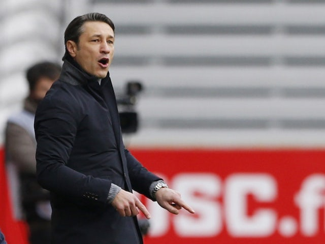 Monaco manager Niko Kovac pictured in December 2020
