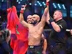 Ottman Azaitar kicked out of UFC for coronavirus protocol breach