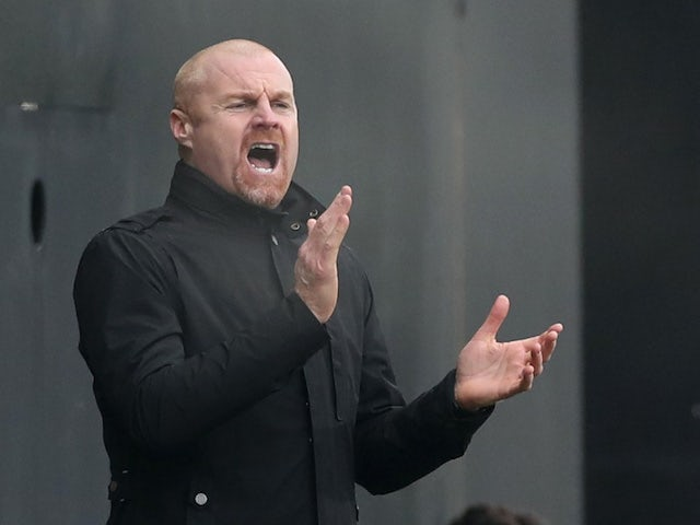 Dyche hails Burnley's