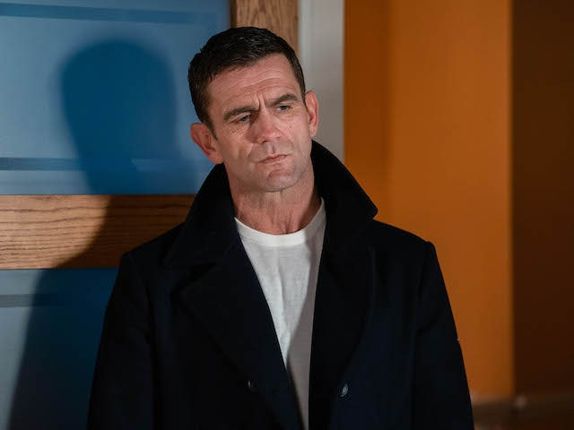 Jack on EastEnders on January 28, 2021