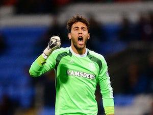 Tomas Mejias leaves Middlesbrough for Turkish side Ankaraspor