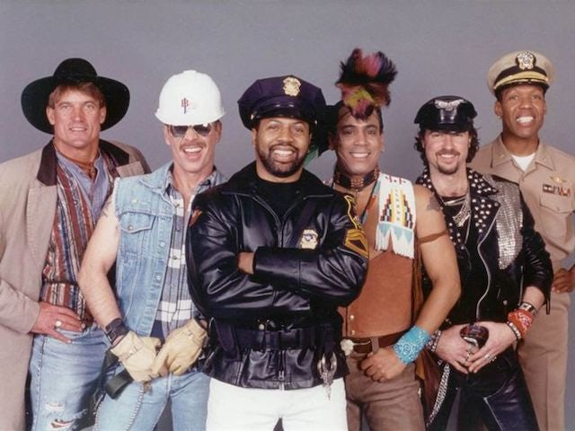 Village People relieved at end of Donald Trump's