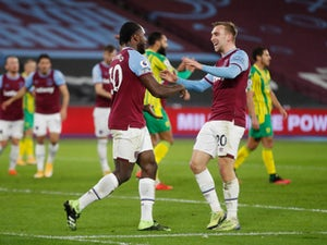 Michail Antonio stunner sees West Ham sink West Brom