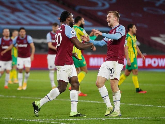 Result: Michail Antonio stunner sees West Ham sink West Brom