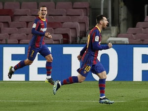 Messi nets 650th Barca goal as Koeman's side beat Athletic