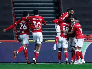 Famara Diedhiou brace propels Bristol City to win over Huddersfield