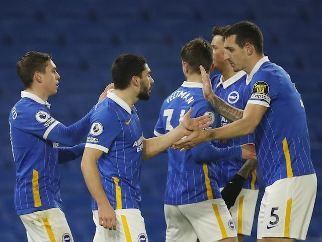 How Brighton could line up against Southampton