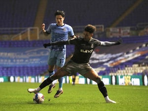 O'Hare stars as Coventry overcome Sheffield Wednesday