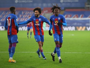 Eberechi Eze goal propels Crystal Palace to victory over Wolves