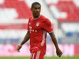 Bayern Munich's Douglas Costa pictured in October 2020