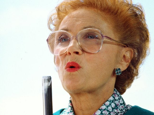 Estelle Getty in Stop! Or My Mom Will Shoot