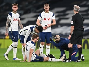 Harry Kane injury 'not as serious as first feared'