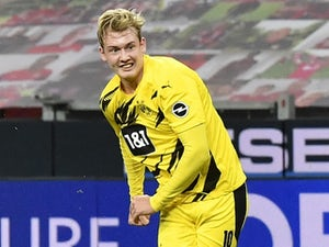 Arsenal 'are not in for Julian Brandt'