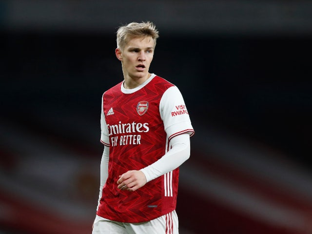 Real Madrid 'want buyback clause in any Odegaard exit'