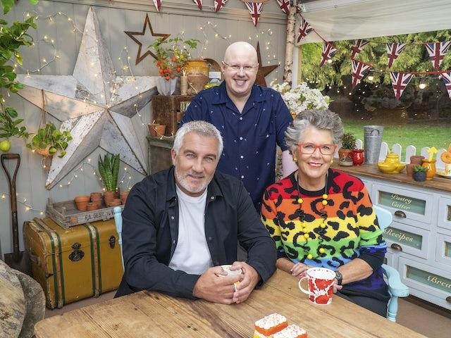 Matt Lucas reveals Great British Bake Off to begin filming