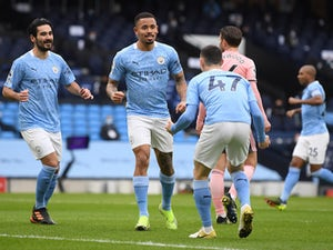 Gabriel Jesus's early goal enough for Man City against Sheffield United