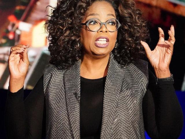 Oprah Winfrey pictured in February 2019