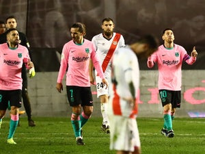 European roundup: Messi scores as Barca progress in Copa del Rey