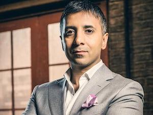 Tej Lalvani announces Dragons' Den exit after next series