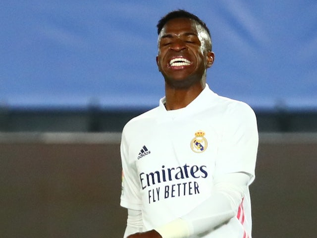 Vinicius Jr: 'I want to stay at Real Madrid forever'
