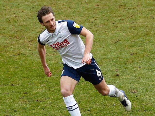 Preston North End defender Ben Davies pictured in January 2021