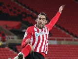 Danny Graham pictured for Sunderland in November 2020