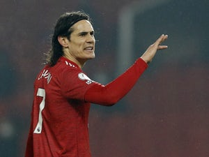 Solskjaer: 'Cavani asked to be a sub against Burnley'
