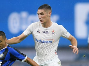 Man United 'offered Fiorentina's Nikola Milenkovic'
