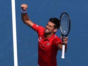 Novak Djokovic could not resist playing in Australian Open
